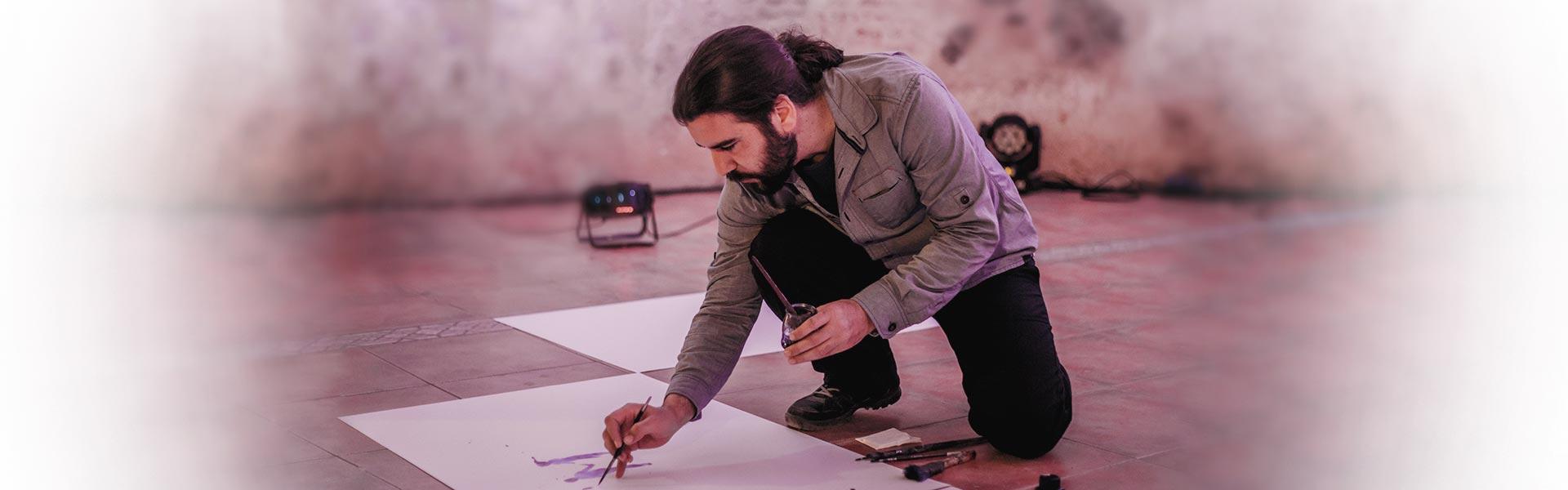 Patricio Hidalgo - Pintura