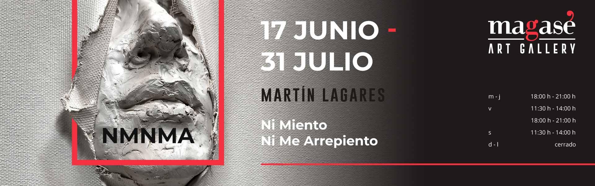 Exposición Esculturas Martin Lagares
